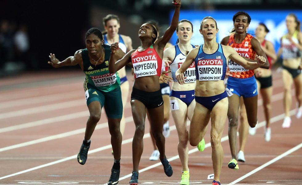 Analyse: Caster Semenya, un cas unique dans l'athlétisme