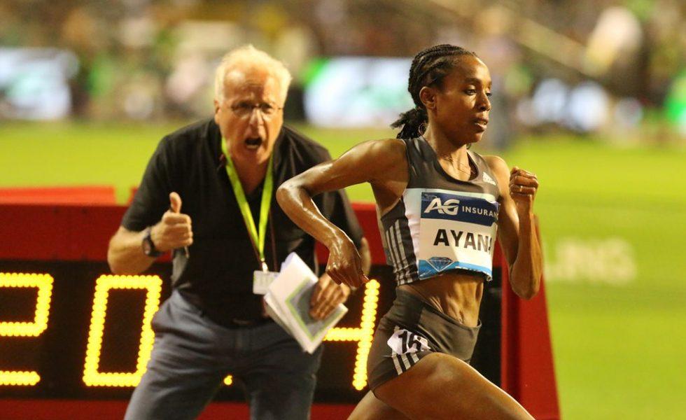 Analyse: Almaz Ayana, trop dominatrice sur le 10000 m ?