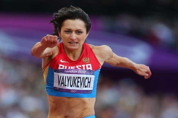Victoria Valyukevich Gurova, positive aux JO de Londres