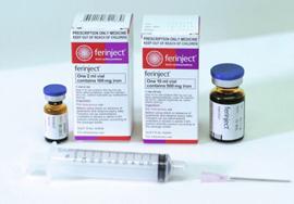 injections de fer