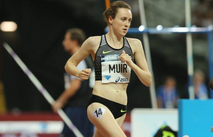 Laura Muir, dans la tourmente à cause d'Alberto Salazar