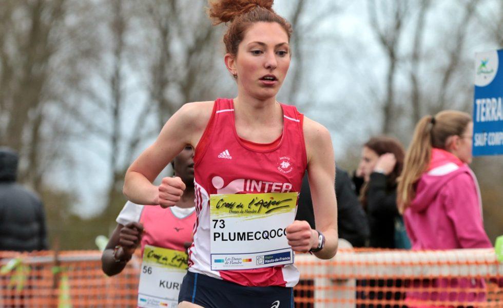 Dopage: Léa Plumecocq, suspendue six mois pour heptaminol