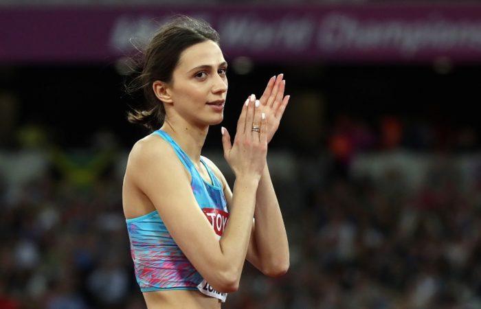 Dopage: 58 athlètes russes autorisés en compétitions internationales