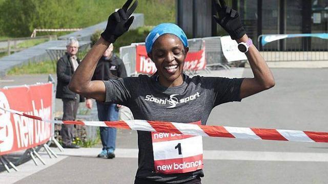 La Kenyane Esther Njeri, licenciée à Marseille, positive au clenbutérol