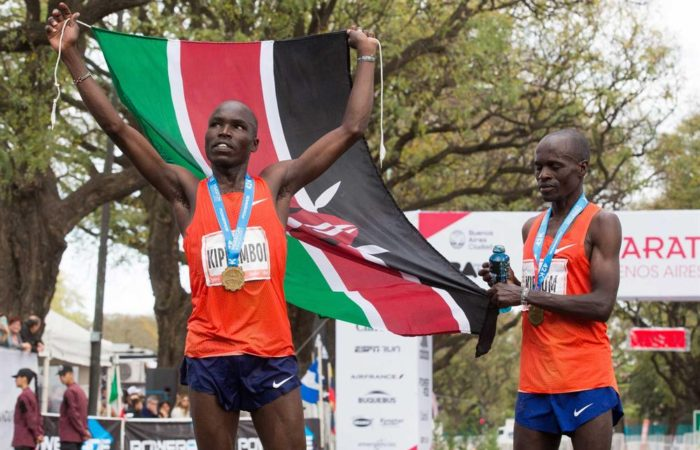 Un Kenyan inconnu court en 2h05', peut-on y croire ?
