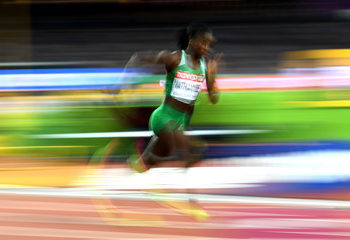 Une sprinteuse du Nigéria, une marcheuse d'Ukraine, suspendues pour dopage