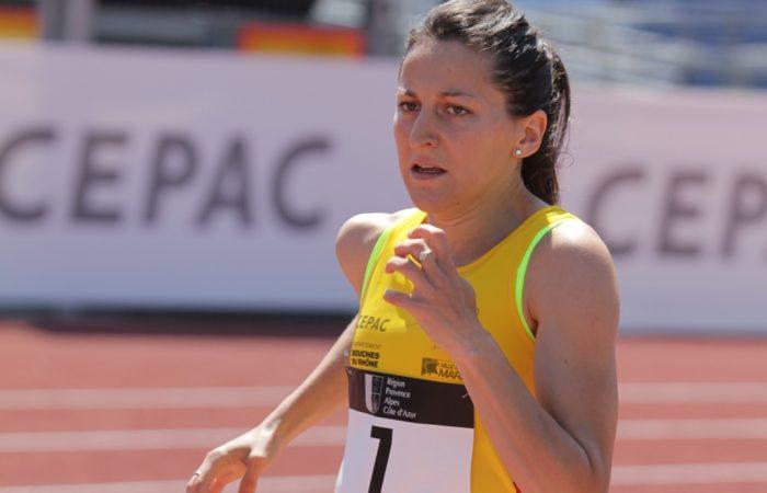Le record de France du 5 km de Clémence Calvin ne sera pas homologué