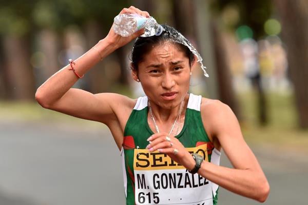 Maria Gonzalez, vice-championne olympique de marche, suspendue pour dopage