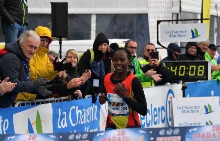Beth Muthoni, victorieuse de plusieurs marathons en France, contrôlée pour dopage