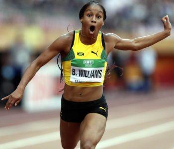 Briana Williams, la surdouée de Jamaïque, contrôlée positive