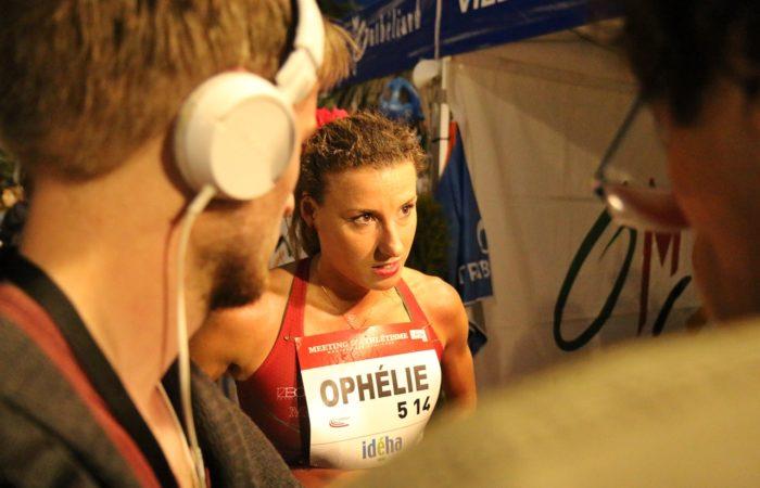 Ophélie Claude-Boxberger, le dopage sur fond de guerre familiale