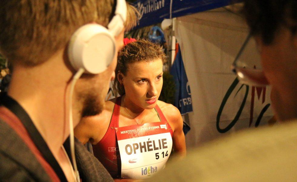 Ophélie Claude-Boxberger espère une relaxe à l'AFLD