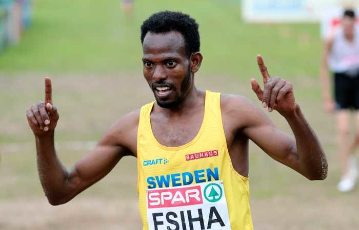 Robel Fsiha, le champion d'Europe de cross, contrôlé positif