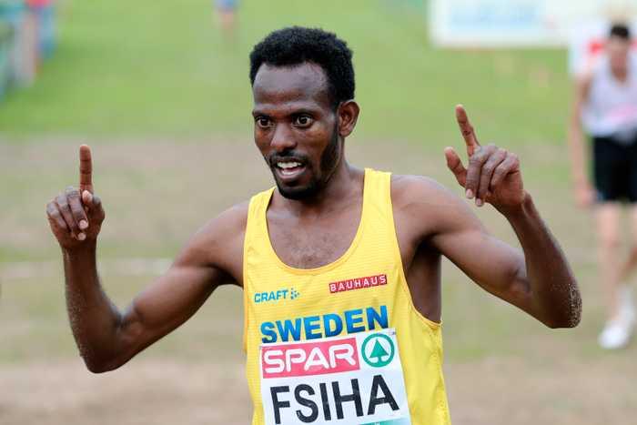 Robel Fsiha, le champion d'Europe de cross, contrôlé positif