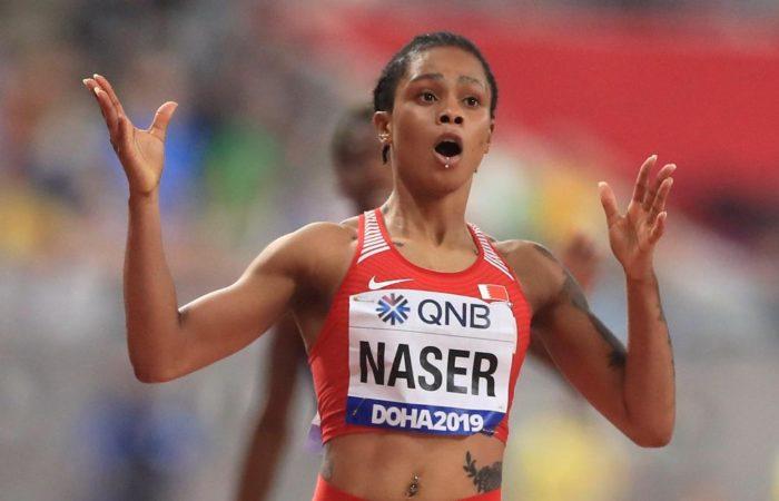 Quatre contrôles ratés pour la championne du monde du 400 m