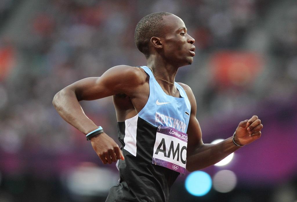 Nigel Amos