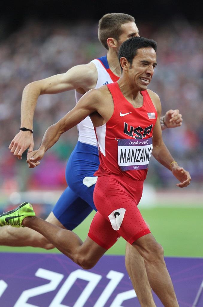 Florian Carvalho et Leo Manzano (USA)