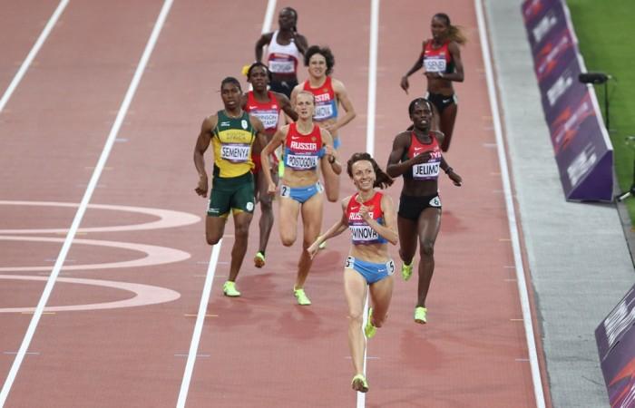 Deux athlètes russes dopées recevront des médailles des JO 2012