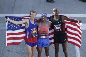 Qui formera l'ossature de l'équipe américaine pour le marathon olympique 2016 ?