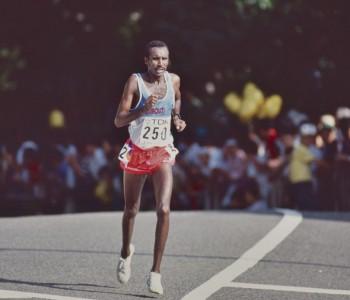 Rétro, l'entraînement d'Ahmed Salah, 2h 07'07'' sur marathon