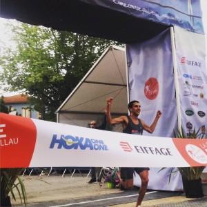 Hassan Chahdi vainqueur