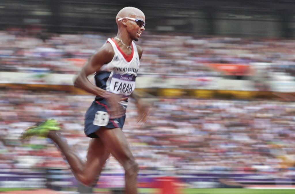 Mo Farah leader du 5000 m depuis 2012