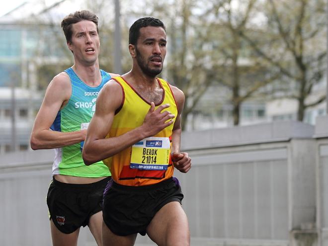 Mohamed Berok remporte la victoire à Anvers