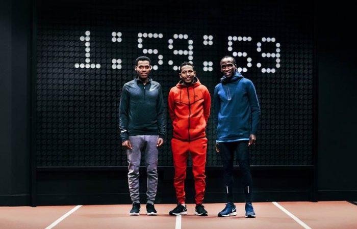 Faut-il croire au projet Breaking 2de Nike ??