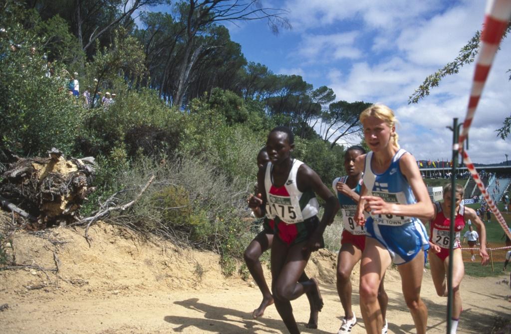 Mondial de cross 1996 Stellenbosch 1