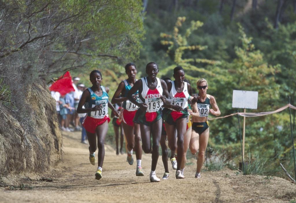 Mondial de cross 1996 Stellenbosch 13