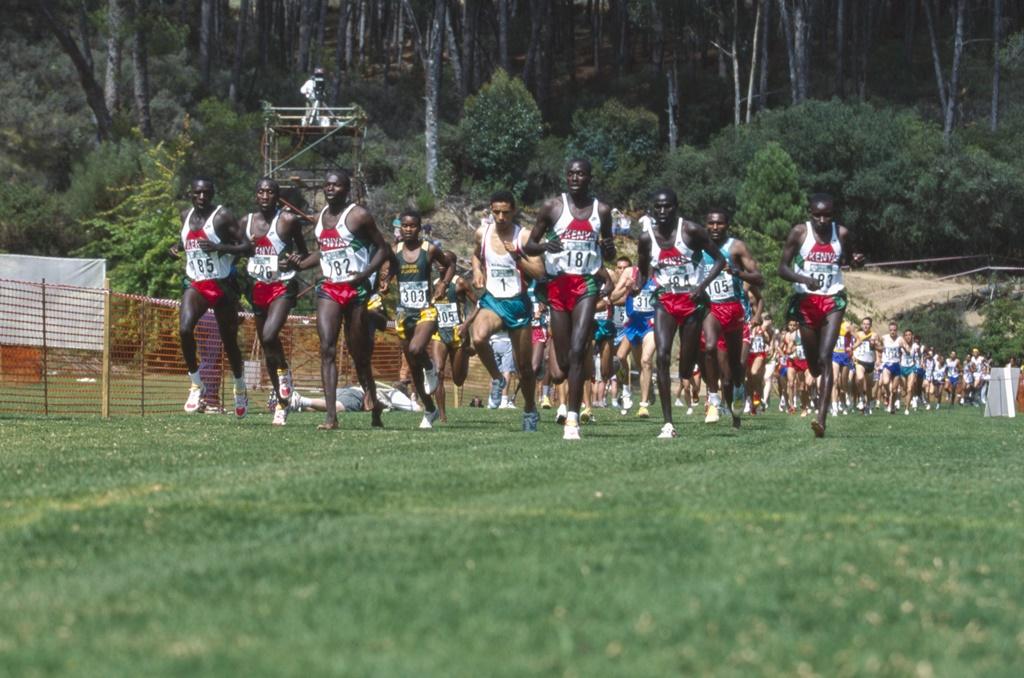 Mondial de cross 1996 Stellenbosch 9