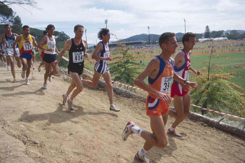 Mondial de cross 1996 Stellenbosch France 16