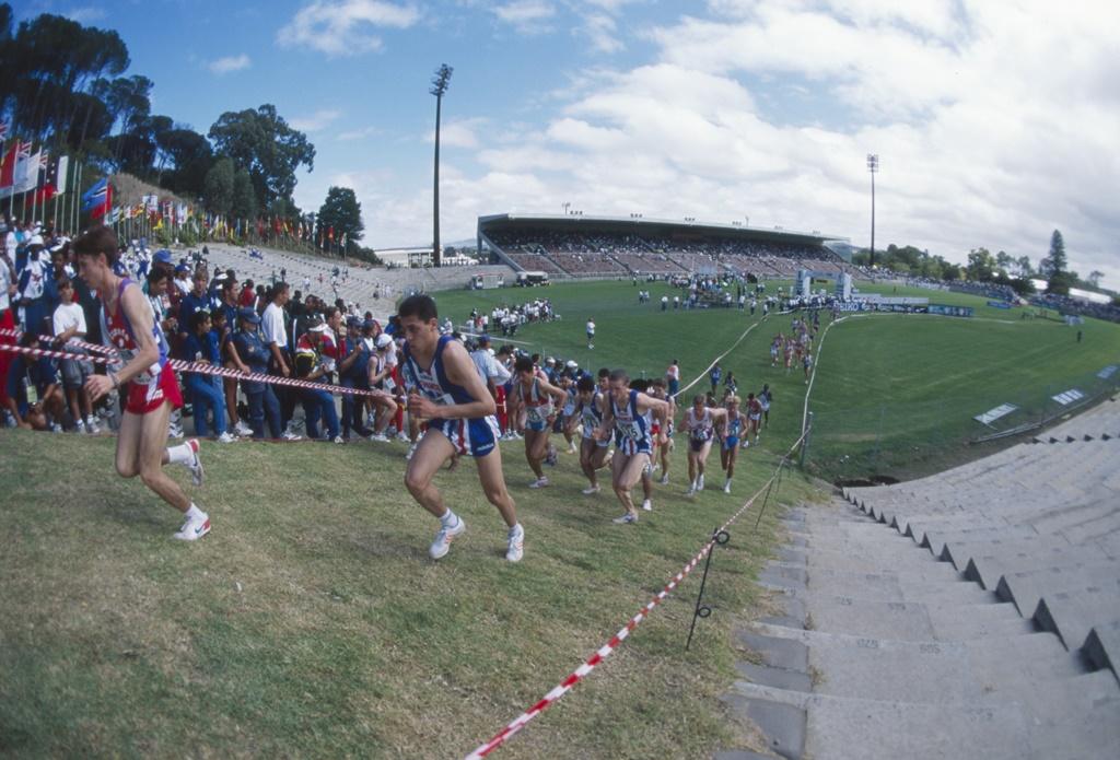 Mondial de cross 1996 Stellenbosch France 18