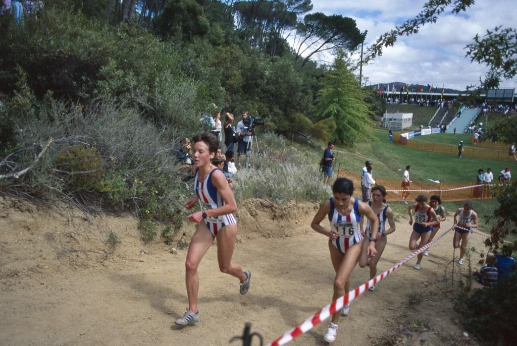 Mondial de cross 1996 Stellenbosch France 6