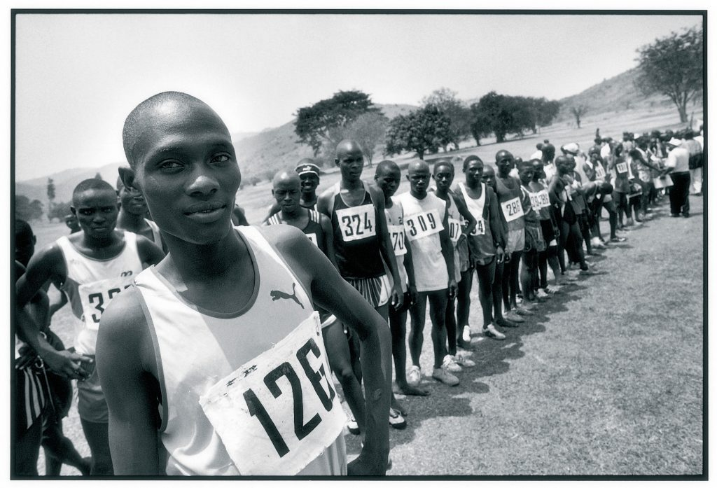 Boniface Kiprop cross country Ouganda Kasese