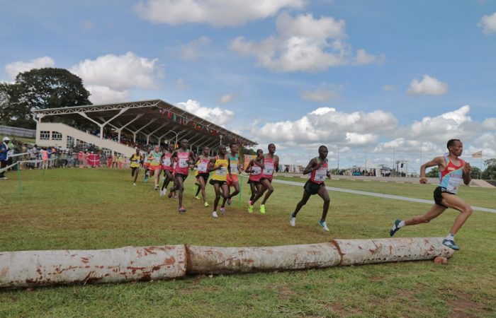 Mondial de cross : les courses juniors en photos