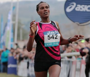 Chaltu Negasa, première Ethiopienne victorieuse au France de cross