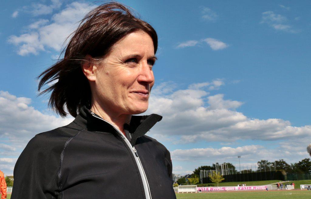 France de 10 000 mètres Pacé 2017 11 odile ohier
