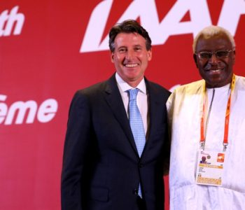 Corruption à l'IAAF: Sebastien Coe sera confronté à Lamine Diack