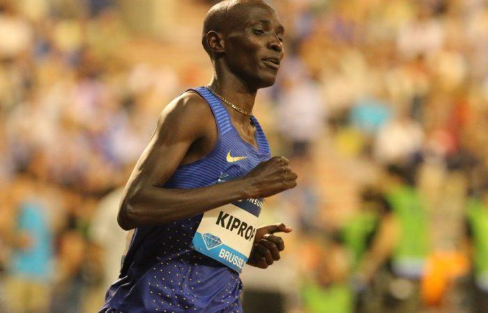 Dopage : Asbel Kiprop suspendu quatre ans
