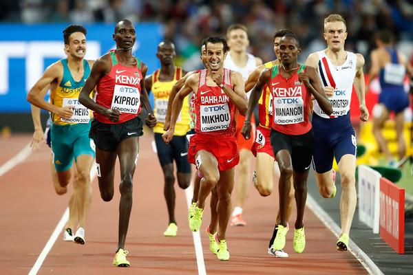 Dopage: une nouvelle sanction pour le Bahrein, avec Sadik Mikhou