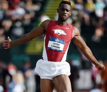Jarrion Lawson, médaillé d'argent 2017 à la longueur, positif aux stéroïdes