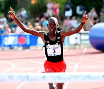 Lazarus Too, vainqueur du marathon de Tours, est suspendu pour dopage