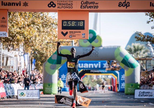 Le record du monde du semi de Kiptum annulé pour dopage